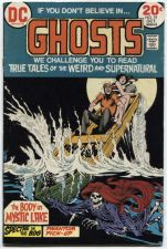 Buy GHOSTS Issue #19 Oct. 1973 Good Condition DC Classic Early Glossy 20c 30512