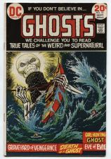 Buy GHOSTS Issue #18 Sept. 1973 Good Condition DC Classic Early Glossy 20c 30512