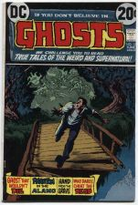 Buy GHOSTS Issue #15 June 1973 Fine Condition DC Classic Early Glossy 20c 30512