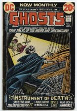 Buy GHOSTS Issue #11 March 1973 Good Condition DC Classic Early Glossy 20c 30512
