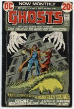Buy GHOSTS Issue #10 Dec 1972 Good Condition DC Classic Early Glossy 20c 30512