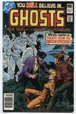 Buy GHOSTS Issue #83 Dec. 1979 Good Condition DC Classic Glossy 40c Sexy Amazon