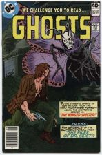 Buy GHOSTS Issue #80 Sept. 1979 Good Condition DC Classic Glossy 40c Dr. Geist
