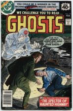 Buy GHOSTS Issue #73 Feb. 1979 Good Condition DC Classic Glossy 40c Superman Contest