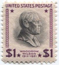 Buy 1938 $2 Woodrow Wilson 1913-1921 Prexy Presidential Series US Postage Mint