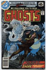 Buy GHOSTS Issue #72 Jan. 1979 Good Condition DC Classic Glossy 40c Superman Contest