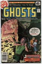Buy GHOSTS Issue #71 Dec. 1978 Good Condition DC Classic Glossy 40c More Haunting
