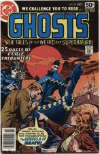 Buy GHOSTS Issue #69 Oct. 1978 Good Condition DC Classic Glossy 50c 44 Pages