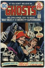 Buy GHOSTS Issue #32 Nov. 1974 Good Condition DC Classic 30512