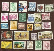 Buy Global Mix 1 Collection of 27 stamps Worldwide