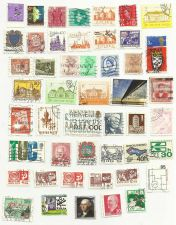 Buy Global Mix 2 Collection of 50+ stamps Worldwide