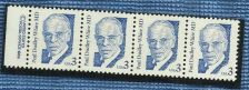 Buy US four 3c coil stamps 1986 Paul Dudley Wright MD