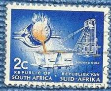 Buy South Africa 1961-63 2c No Watermark Used
