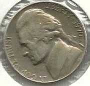 Buy US Jefferson Nickel 1970-S
