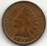 Buy US Indian Head 1899