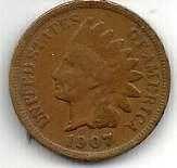 Buy US Indian Head 1907