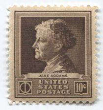 Buy 1940 10c Jane Addams American Author Mint Unused Unhinged Clean