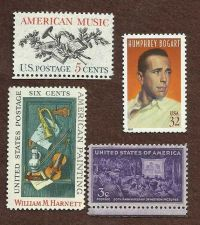 Buy US Film & Arts Theme Stamps