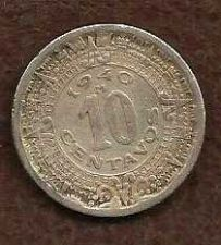 Buy Mexico 10 Centavo 1940 M