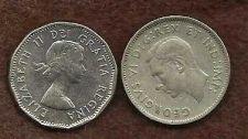 Buy Canada 1941 (WWII Era) & 1961 Nickels