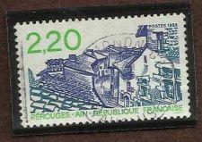 Buy France 1988 Perouges France 2686 MNH 1988 Tourism