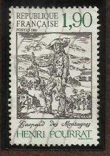 Buy France 1987 SG#2777 Henri Pourrat