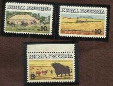 Buy US - 1973/74 - RURAL AMERICA - # 1504 - 1506 MINT SET!