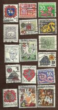 Buy Czechoslovakia Stamp lot 4 of 14 Stamps