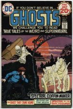 Buy GHOSTS Issue #31 Oct. 1974 Very Good Condition Glossy DC Classic 30512