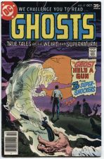 Buy GHOSTS Volume 1 No. 57 Oct. 1977 Good Condition DC Classic 35c 30512