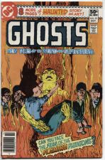 Buy GHOSTS Volume 1 No. 93 Oct. 1980 Near Mint Condition DC Classic 50c