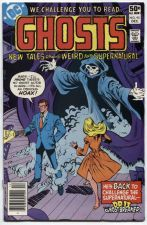 Buy GHOSTS Volume 1 No. 95 Dec. 1980 Near Mint Condition DC Classic 50c
