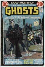 Buy GHOSTS Issue #9 Nov. 1972 Very Good Condition DC Classic Rare Comic 20c