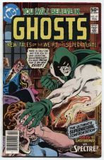 Buy GHOSTS Volume 1 No. 97 Feb 1981 Near Mint Condition DC Classic 50c Dr. 13