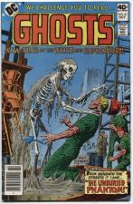 Buy GHOSTS Volume 1 No. 81 Oct. 1979 Near Mint Condition DC Classic 40c