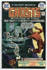 Buy GHOSTS Issue #25 Apr. 1974 Very Good Condition Glossy DC Classic 30512 20c