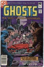 Buy GHOSTS Volume 1 No. 85 Feb. 1980 Very Fine Condition DC Classic 40c