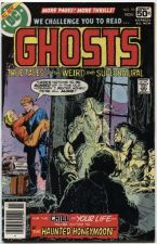 Buy GHOSTS Volume 1 No. 70 Nov. 1978 Very Fine Condition DC Classic 50c 44 Pages!