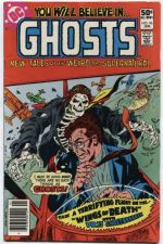 Buy GHOSTS Volume 1 No. 96 Jan 1981 Near Mint Condition DC Classic 50c Dr. 13