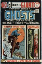 Buy GHOSTS Giant Issue #40 July 1975 DC Classic Good Condition Used 30512 50c