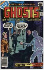 """Buy GHOSTS Volume 1 No. 75 Apr. 1979 Very Fine Condition DC Classic """"Now 40c"""""""