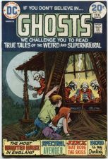 Buy GHOSTS Issue #23 Feb. 1974 Very Good Condition Glossy DC Classic 30512 20c