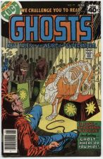 Buy GHOSTS Volume 1 No. 77 June 1979 Good Condition DC Classic Comic 40c
