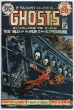 """Buy GHOSTS Issue #30 Sept. 1974 Very Good Condition DC Classic 30512 """"Still 20c"""""""