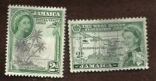 Buy Jamaica 1953 Royal Visit and 1958 West Indies Federation