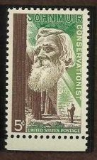 Buy 1964 5c John Muir Scott 1245