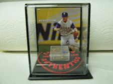 Buy Michael Young w/ Game Used Dirt