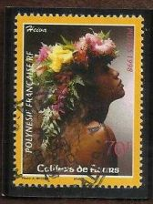 Buy France French Polynesia Colliers de Fleurs 1998