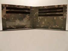 Buy HAND MADE DUCT TAPE WALLET DIGITAL CAMO