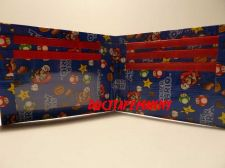 Buy HAND MADE DUCT TAPE WALLET WITH SUPER MARIO BROTHERS ALL OVER IT